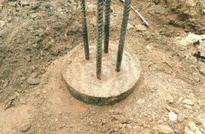 Foundation Piles Cedar Creek Lake, Gun Barrel City, Mabank, Seven Points, Tool, Malakoff, Athens, Kemp